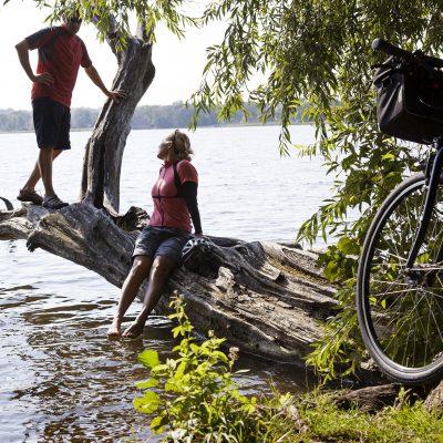 Cykeltur v. Farum søsti