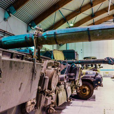 Drengerøvs Picnic i Hangar 46