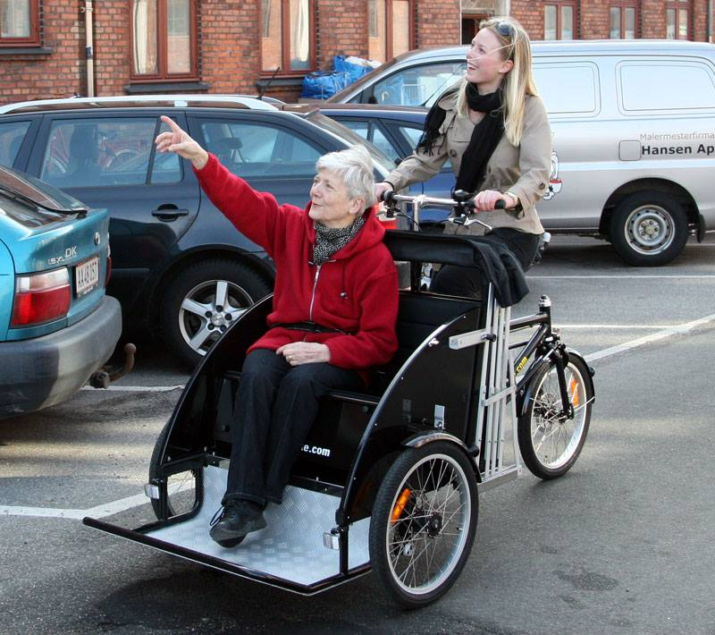 Er du frisk på en tur med Cykelkaravanen?